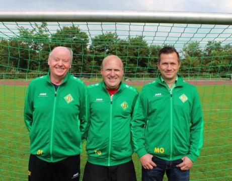 VfR Weddel - Fußball - F-Jugend - Kreismeister 2016_Trainerteam