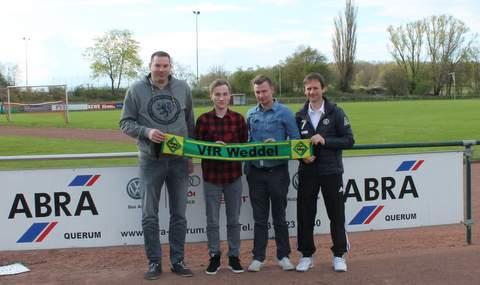 VfR Weddel - Fußball Herren 2016