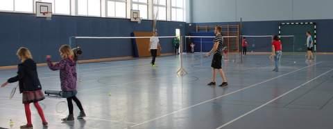 VfR Weddel - Sport- und Spaßmeile - Badminton
