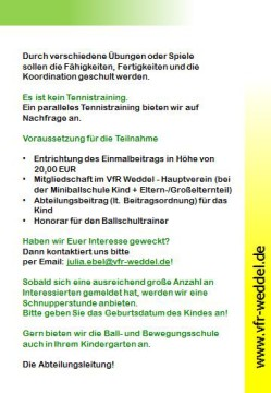VfR Weddel Bewegungsschule2